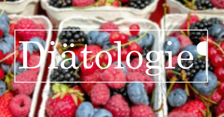 Warum Diätologie?