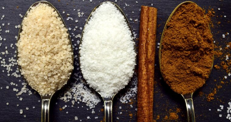 weißer Zucker, Birkenzucker oder Ahornsirup?